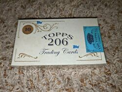 2020 Topps T206 206 Series 1 Baseball Sealed Hobby PackBox Online Exclusive $26.95