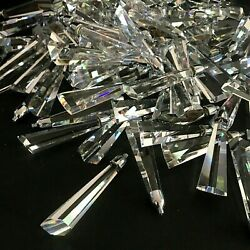 Lot of 120 Screw In Chandelier Prisms 2 3 4quot; $34.00