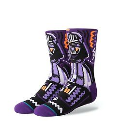 Stance Star Wars Lord Boys Socks Size Youth L 2 5.5 $8.99
