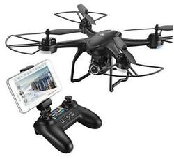 HOBBYTIGER H301S Ranger Drone with Camera Live Video and GPS Return Home 720P HD $188.75