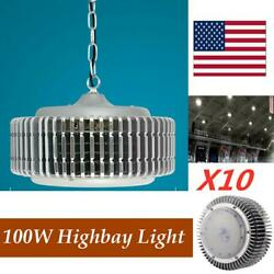 10X 100W Mining Lamp 110V Warehouse Lighting Fixtures Commercial Shop Shed Lamps $299.99