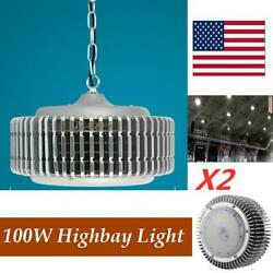 2X 100W Mining Lamp 110V Warehouse Lighting Fixtures Commercial Shop Shed Lamps $69.99