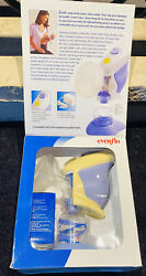Evenflo Comfort Select Automatic Cycling Breast Pump Battery amp; Electric Open Box $25.00