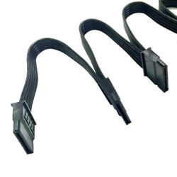 For Corsair RM850 RM1000 PCI E 6Pin 1 Male to 4 SATA Power Supply Cable Part Cdj $9.85