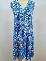 New Lilly Pulitzer Women's Brilliant Blue