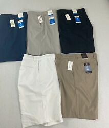 Attack Life by Greg Norman Mens Core 10 Classic-Fit Shorts Chose Color  $18.26