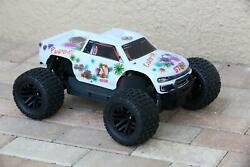 Custom Body Anti-Virus Theme for ARRMA GRANITE 4X4 2WD 3S BLX 1/10 Cover Shell $22.99