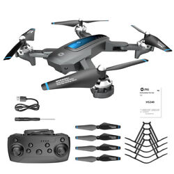 Holy Stone HS240 Foldable Drone 720P HD wifi Camera TapFly Gesture Control quad $49.99