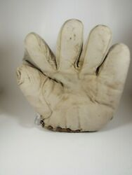 Vintage White leather Spalding baseball glove $920.00