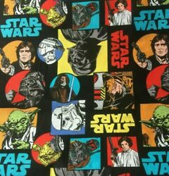 Star Wars Fabric-Comics-12 Yard 18