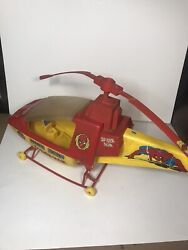 Empire Spiderman Helicopter for Mego WGSH 1978 $69.00