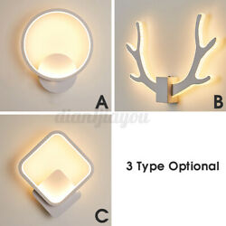 Bedroom Modern Creative Wall Lamp LED Light Nordic Living Room Bedroom Beside US $29.93