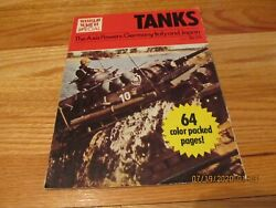 1975 TANKS Axis Powers:Germany Italy Japan WWII ERIC GROVE Orbis LONDON SC/IL $10.99