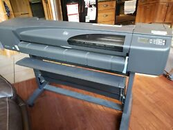 HP Designjet 800 ps  Printer Plotter Inkjet Large-Format  $600.00