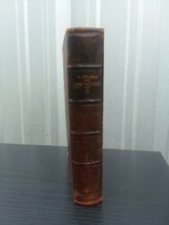 Thomas Aquinas Summa Theologica S Thomae Volume 2 II Latin Book 1901 Hardcover  $145.99