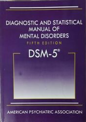 4 6 DAYS DELIVERY Diagnostic and Statistical Manual of Mental Disorders DSM 5 $29.99