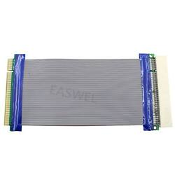 PCI Riser Card Extender Flexible Extension Cable Ribbon $4.99