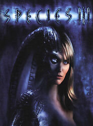Species III DVD 2004 Unrated $4.99