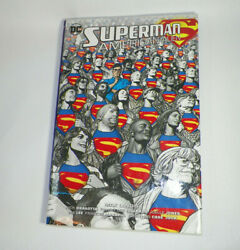 Superman: American Alien Wslipcover HARDCOVER USED FREE SHIP $14.99