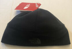 NWT The North Face Men's Standard Issue Beanie Black Size LXL **FREE SHIPPING* $22.99