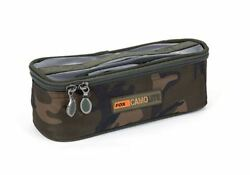 Fox CamoLite Accessory Bag Slim / Carp Luggage $15.18