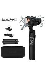 HoHem iSteady Pro 2 3-Axis Gimbal Stabilizer For Action Cameras - Black - NEW $65.00