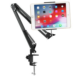 Flexible Long Arms Lazy Bed Stand Clip Holder For Mobile Phone Tablet Desktop US $18.54