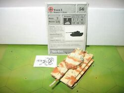 Axis & Allies Eastern Front Panzer IV Ausf. G no card 43/60 $15.00