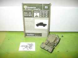 Axis & Allies Eastern Front Staghound no card 7/60 $6.00