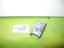 Axis & Allies Eastern Front Panzer II Ausf. F no card 41/60 $5.00
