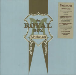 Madonna ‎– The Royal Box 1990 Sire ‎– 9 26464 2 Box Set CD VHS NEW rare $819.99