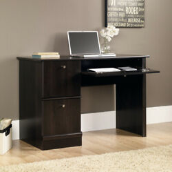 Mainstays Computer Workstation Home Office Study Desk Modern Student Table Black $189.99