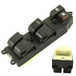 Power Master Window Switch Front LH Driver Side For Toyota Corolla Camry Avalon $13.85