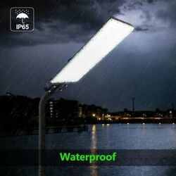 24000LM LED Street Light 300W Outdoor Commercial IP67 Garden Yard Road Lamp A