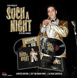 Such a Night in Pearl Harbor by Elvis Presley Vinyl Apr 2016 2xLP NEW sealed $181.99