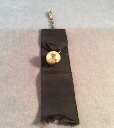 Antique Spalding Baseball Watch Fob Nebraska Champions 1928 $174.99