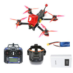 FEICHAO F4 X2 Carbon Fiber FPV Racing Drone for Gopro 4 Session for Runcam 3 $315.25