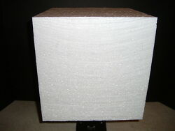 1 gt; USED AND TRIMMED UP STYROFOAM BLOCK 7quot; x 11quot; x 16.5quot; 2 code $15.89