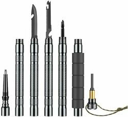 41quot; Collapsible Trekking Poles Walking Hiking Poles Adjustable Camping Multitool $28.99