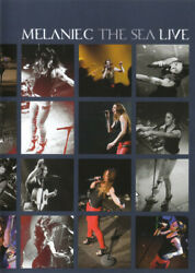 Melanie C – The Sea Live 2012 Red Girl Records DVD PAL NEW sealed rare $339.99