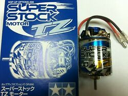 Tamiya 53696 RC Motor 23T Brushed 540 Super Stock TZ $28.70