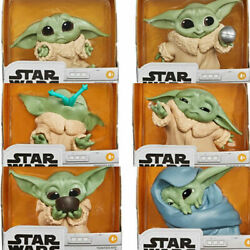 Baby Yoda Figure Star Wars The Mandalorian Baby Bounties Figures $24.25