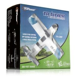 Top Race Rc Plane 3 Channel Remote Control Airplane Ready to Fly Rc Planes for A $34.99