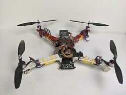 BNF 500 sized quadcopter multirotor drone with 3Drobotics electronics $100.00