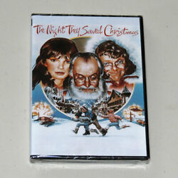 The Night They Saved Christmas DVD 1984 **NEW SEALED** $14.99