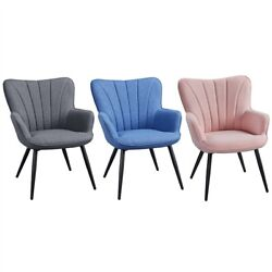 Modern Accent Chair Dining Chair Arm Chair Sofa Side Chair Living Dining Room $72.99