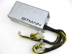 Bitmain Power Supply APW3 PSU for Antminer ASIC Miner S9 L3 D3 A3 T9 1600W $31.50