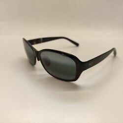 Maui Jim Koki Beach MJ433 11T Black Tortoise 56 16 130 Women Sunglasses BD22 3