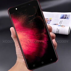 2020 New Android Cheap Cell Phone Factory Unlocked Smartphone Dual SIM Quad Core $65.69