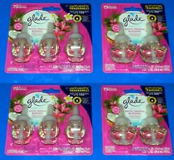 5 Count Glade Plugins Exotic Tropical Blossoms 3.33 FL OZ. Total As Pictured $7.50